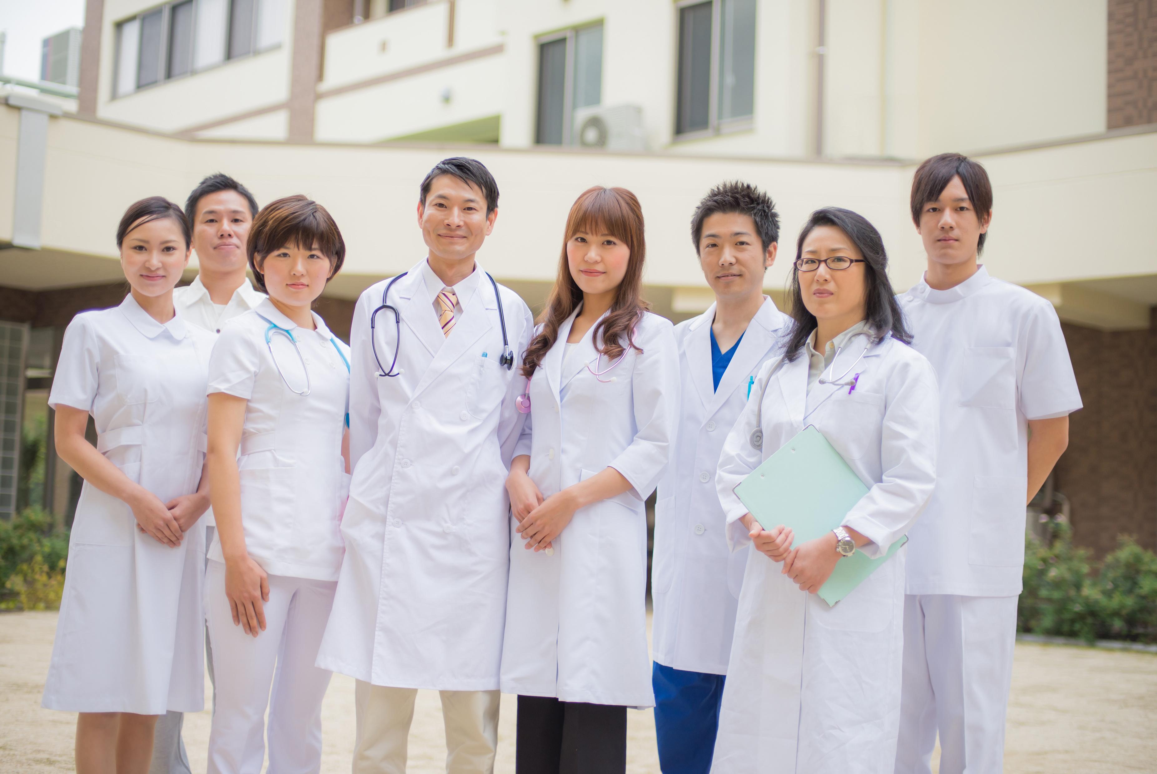求人媒体の多様化で求職中の医師が分散