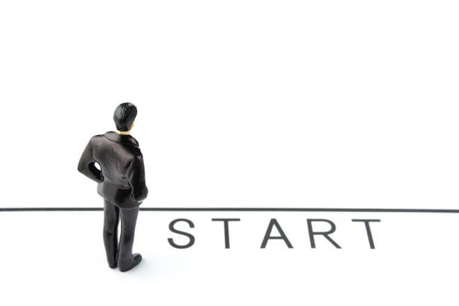 新規事業スタート